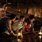 タイの伝統!! ロイクラトン祭りを見学