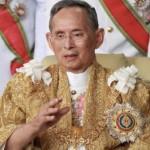 タイの祝日!! ラーマ9世、プミポン国王の誕生日