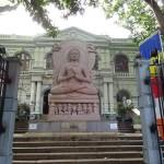 勉強!! 仏歯寺と博物館巡りのあとコロンボへ