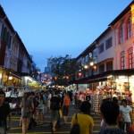 シンガポール1人旅2日目 仮眠してからチャイナタウンへ